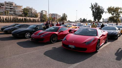 Ferrari Club Passion Rossa Greece 2