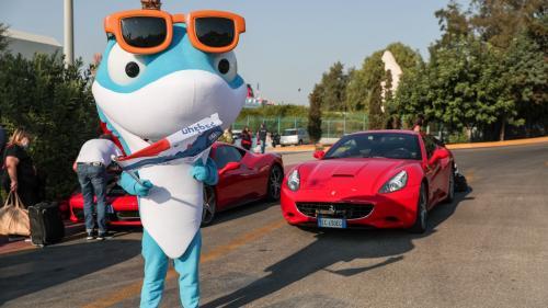 Ferrari Club Passione Rossa Greece 4